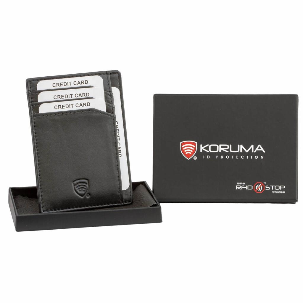 d492b3f0c591f Osłona karty płatniczej kredytowej zbliżeniowej RFID - 100% OCHRONY ...