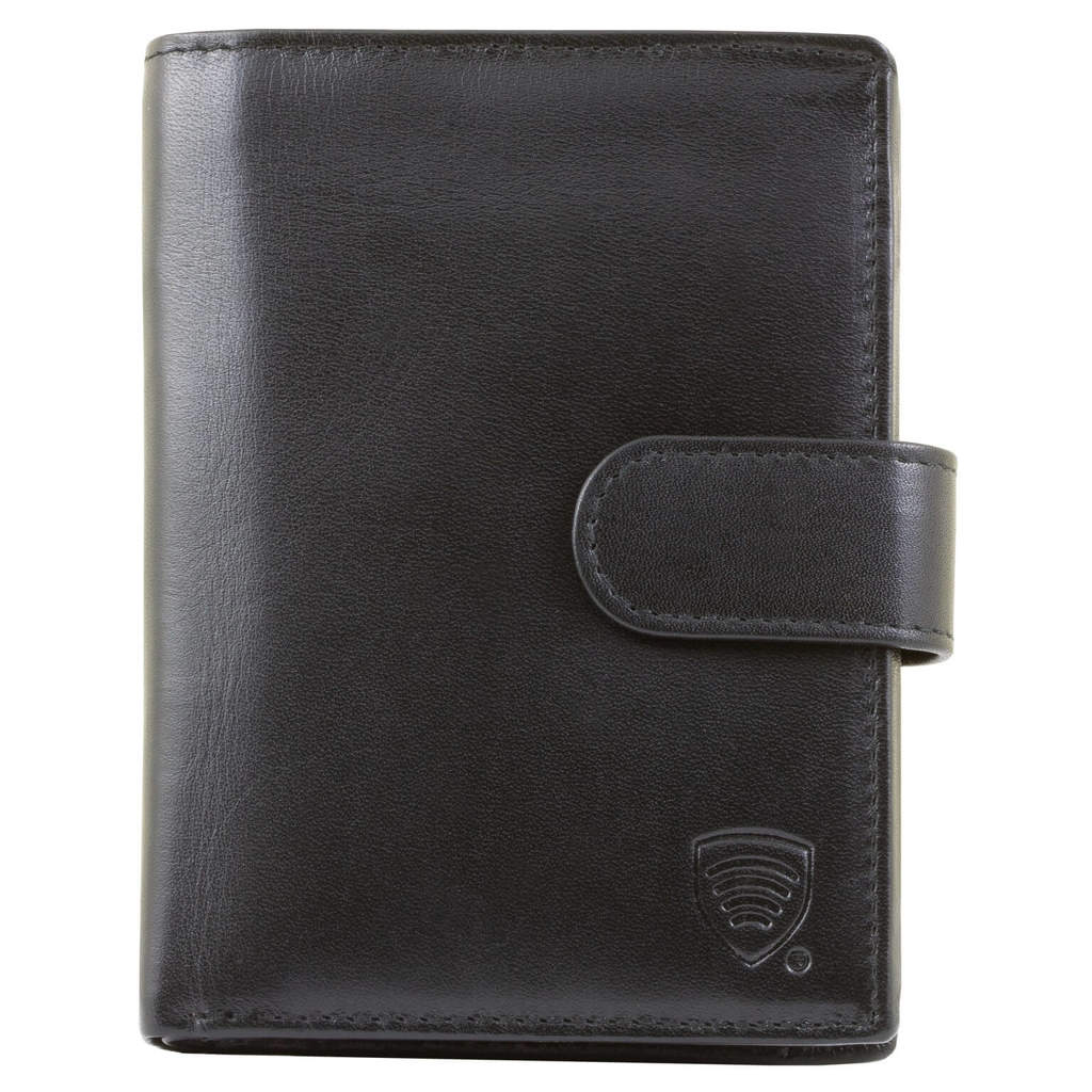 2e77dc85b6def Bezpieczny portfel blokada RFID kart zbliżeniowych - Koruma